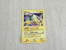 Raikou 16/132 Rare Holo Secret Wonders Pokemon Card