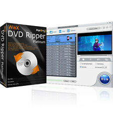 WinX DVD Converter Platinum, DVD to AVI, MP4 iPhone/iPad Android, AVI MP4 MOV