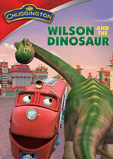Chuggington: Wilson and the Dinosaur (DVD, 2015)