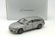 Mercedes-Benz CLS class Shooting Brake Year 2012 alanite gray 1:18 Norev