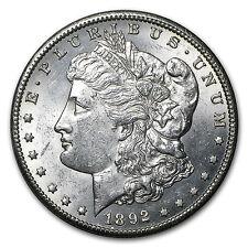 1892-CC Morgan Dollar BU - SKU #63045