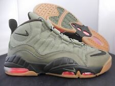 "NIKE AIR MAX SENSATION ""CHRIS WEBBER"" GREEN SZ 9 SUPER RARE! [805897-300]"