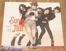 SUNNY HILL Antique Romance MINI ALBUM K-POP CD & FOLDED POSTER SEALED