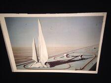"""Kay Sage """"In The Third Sleep"""" American Surrealism 35mm Slide"""