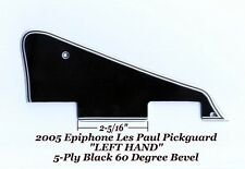 Les Paul LP Epiphone Blk 5-Ply Pickguard 60 Deg W/HB Pickups Gibson Project NEW