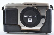[Exc] OLYMPUS PEN E-P1 12.3 MP Silver (Body only) Mirrorless SLR Camera