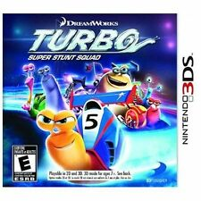 Turbo Super Stunt Squad RE-SEALED Nintendo 3DS 3 DS 2 2DS XL GAME