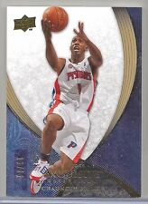 2007-08 Exquisite Collection Basketball Chauncey Billups Gold Card # 15/25