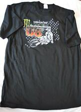 Monster Energy AMA 08 SuperCross Sports Men's Graphic Tee Shirt XL