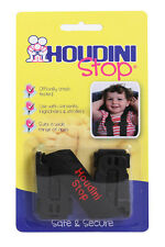 New Houdini Stop Kids Baby Car Seat Safety Harness Chest Strap Child Safety