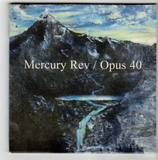 (FA390) Mercury Rev, Opus 40 - 1999 DJ CD