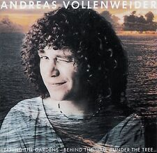 ANDREAS VOLLENWEIDER: BEHIND THE GARDENS - BEHIND THE WALL - UNDER THE TREE / CD