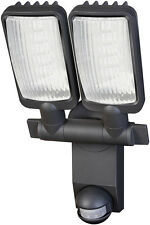 City Luz LED Premium 54x 0,5W LV5405 PIR IP44 captador de movimiento 2160 Lumen