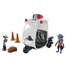 Disney Zootropolis Zootopia Vehicle Judy's Meter Maid Pursuit Vehicle Car Toy