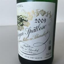 3 BT. Egon Mhuller Scharzhofberger RIESLING SPATLESE 2015