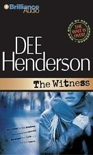Shield of Hope: The Witness 1 by Sandra Brown and Dee Henderson (2014, CD,...