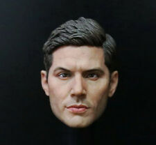 Supernatural Dean Winchester HEADPLAY Jensen Ackles head carved 1/6 FIGURE