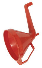 Sealey F16 Funnel with Fixed Offset Spout & Filter Medium �160mm