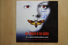 "The Silence Of The Lambs  Autogramme signed LP-Cover ""Soundtrack"" Vinyl"