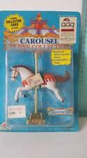 CAROUSEL HORSE COLLECTION ADG FONDO DI MAGAZZINO TOY VINTAGE