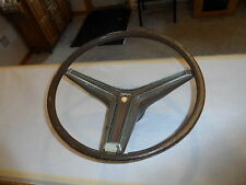 1970 Ford Mustang Mercury Cougar XR7 Mach 1 RIM BLOW Steering Wheel 70 w/ Pad
