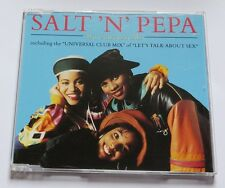 SALT 'N' PEPA - YOU SHOWED ME -  Maxi CD  MCD - LET'S TALK ABOUT SEX
