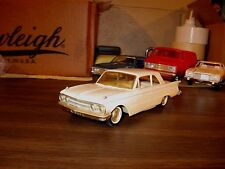 1960 Mercury Comet 2-dr sedan 1/25 scale AMT promo model - one owner