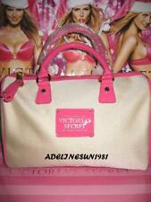 VICTORIA'S SECRET Signature Canvas Handbag~Absolutely rare! Sold out!