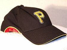 Pittsburgh Pirates official baseball batting practice hat-cap / men's M-L / b4