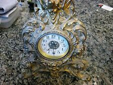 Antique Art Neuveaux clock, seems, to be running