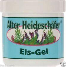 Gel rafraîchissant Gel de massage Alter Heideschäfer® 250 ml EIS GEL  NEUF