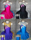 DANCE COSTUME LEOTARD CHEER TWIRLING TAP ICE SKATING DRESS BY RAZZLEDAZZLE