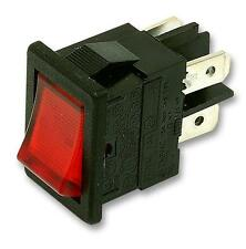 ILLUMINATED 10A MINIATURE SWITCH Switches Rocker - JD88568