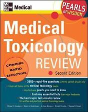 Pearls of Wisdom: Medical Toxicology Review by Anthony Morocco, Michael I....