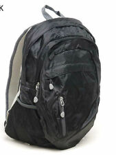 Regatta School Backpack Bag Rucksack Black CLEARANCE RRP £15