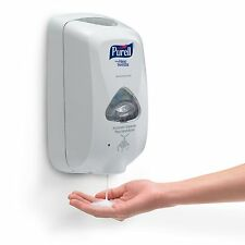 Automatic Touchless Handsfree Hand Sanitizer Dispenser Wall Mount Anti Germ