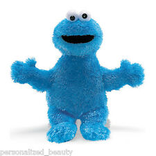 "NEW Collectible Sesame Street by GUND *Cookie Monster Soft Plush 12"" Cute #75352"