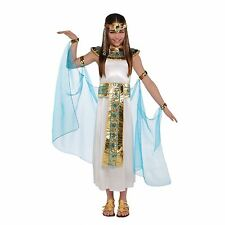 Girls Age 6-8 years Cleopatra Nile Egyptian Queen Kids Movie Fancy Dress Costume