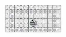Creative Grids Half-Square Triangle Sewing and Quilting Ruler