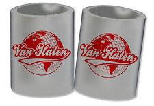 Van Halen Set of 2 Can Koozies