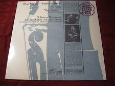 LP OLEG KAGAAN & NATALIA GUTMAN Vivaldi Vier Concerti 1974 OPV Versiegelt
