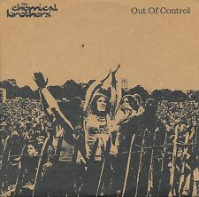 THE CHEMICAL BROTHERS - Out of control - CD PROMO