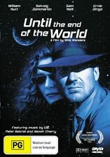 Until The End Of The World (DVD, 2007) New  Region 4