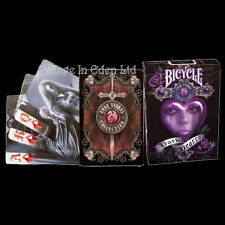 *DARK HEARTS* Full Deck Of ANNE STOKES Goth Fantasy Art Bicycle Playing Cards