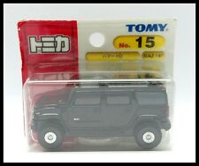 TOMICA #15 HUMMER H2 1/67 TOMY TOY CAR GIFT  DIECAST CAR