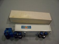 CENTRAL STORAGE AND TRANSFER 1982 WINROSS TRACTOR TRAILER DIECAST SEMI