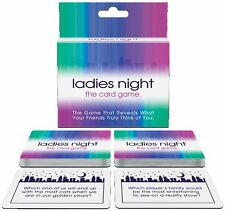 LADIES NIGHT BACHELORETTE PARTY ADULT CARD GAME FUN