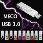 MECO Chiavetta USB 3.0 4/8/16/32/64GB Penna Swivel Flash Memory Stick Pen Drive
