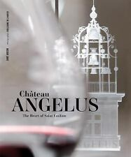 CHATEAU ANGELUS The Heart of Saint Emilion (2016, New Hardcover) SHRINKWRAPPED