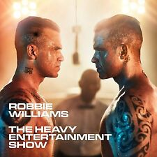 Robbie Williams - The Heavy Entertainment Show CD Deluxe (new album/sealed)